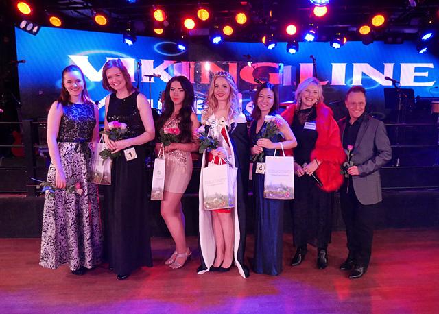 Miss Järvisuomi 2017 ryhmäkuva