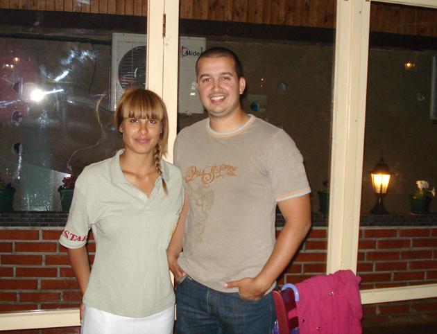 Bulgarialaiset Maia ja Ted
