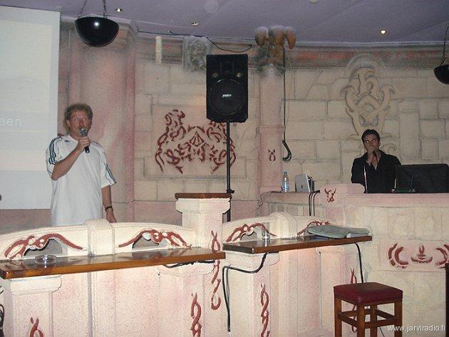 Tom ja Gogo laulavat Andren
