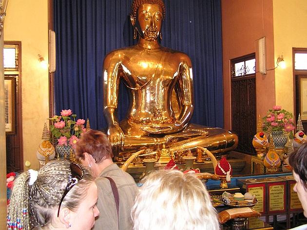 Buddha kultaisimmillaan