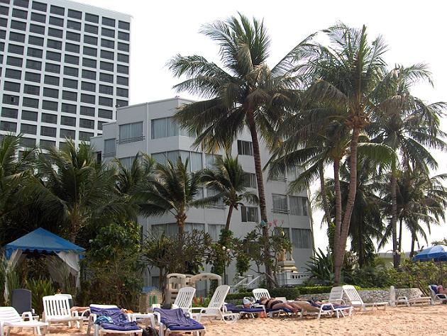 Pattaya-hotelli